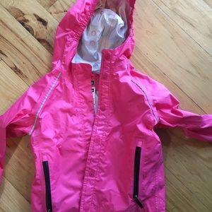 Rei rain coat.